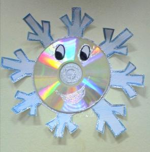 LAVORI CREATIVI  CON CD  Fiocco