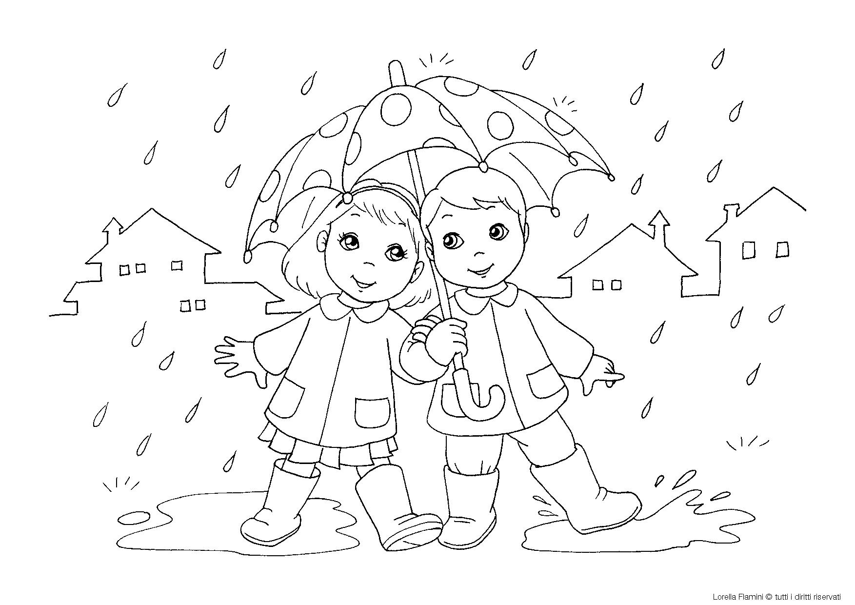 Pioggia ombrello le news di scuola da for Sotto la pioggia ombrelli