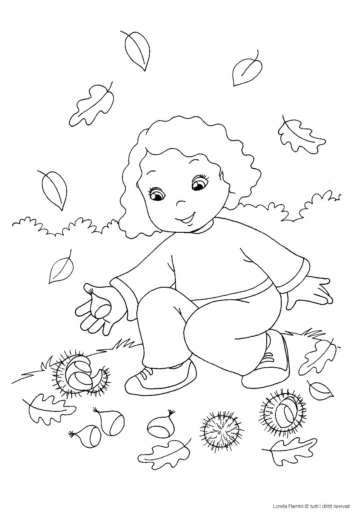 Benvenuto autunno idee dal web il caff delle mamme for Raccogliere castagne