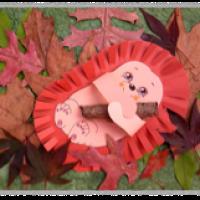 Disegni da colorare per i bambini sull'autunno