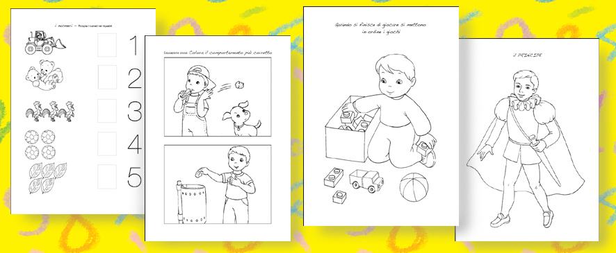 Conosciuto Le news di Scuola da Colorare.it | disegni da colorare per i  GA95
