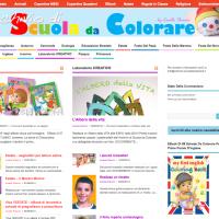 Cerchi un sito ricco di materiale creativo per la scuola dell'infanzia e il primo ciclo della scuola primaria?  Lo hai trovato in Archivio di Scuola da Colorare!