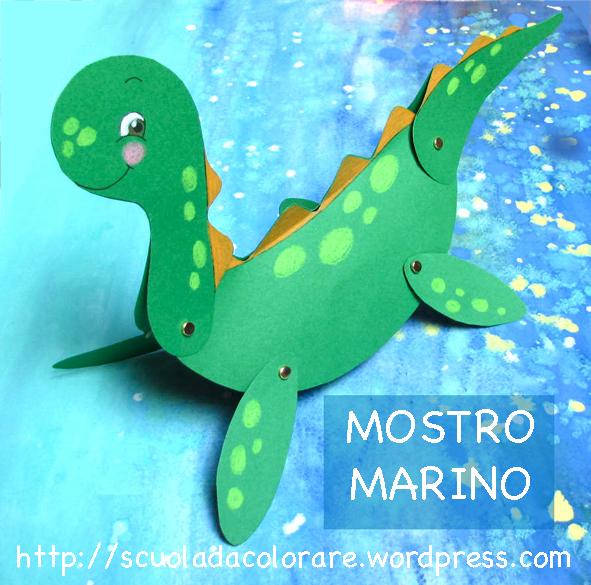 Estate Il Mostro Marino O Mostro Di Loch Ness Le News Di Scuola