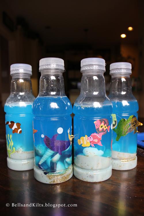 Attività Per Lestate Il Mare In Bottiglia Le News Di Scuola Da