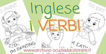 presentazione verbi inglese
