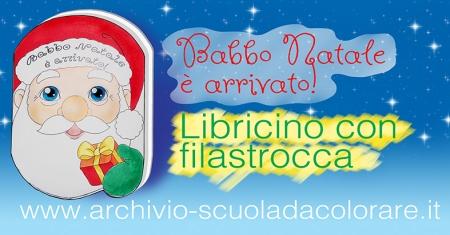 Lavoretto Di Natale Libretto Di Babbo Natale Le News Di Scuola Da