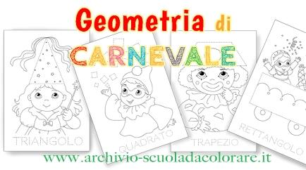presentazione geometria carnevale