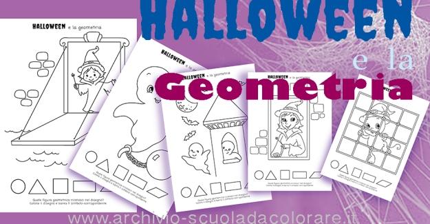 presentazione geometria halloween
