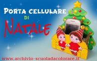 presentazione portacellulare Natale