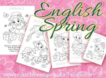 presentazione english spring