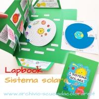 Lapbook sul sistema solare